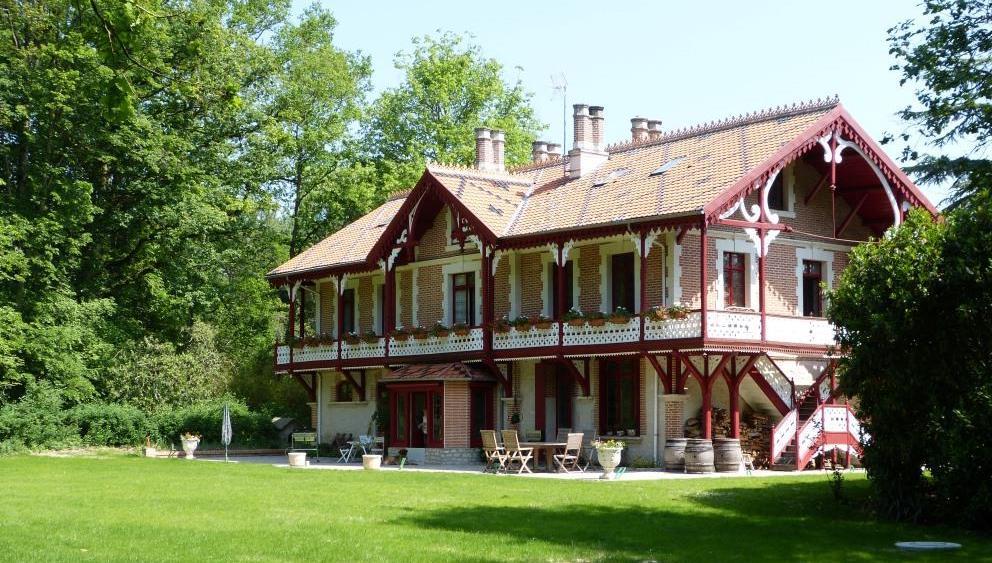 Gîtes et location de vacances en sologne